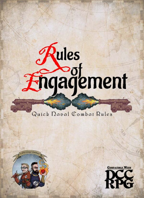 Quick Naval Combat Rules for RPGs